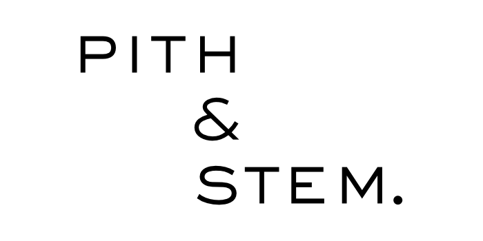 Pith and Stem Logo