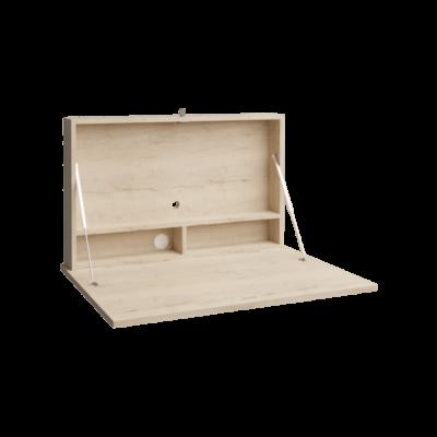 Wall-mounted-folding-desk